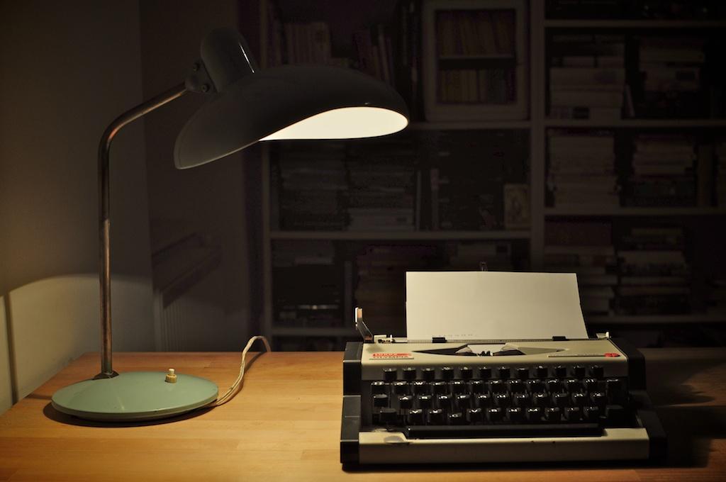 Be Creative #33 - LOST typewriter, © Ines Häufler, 2011
