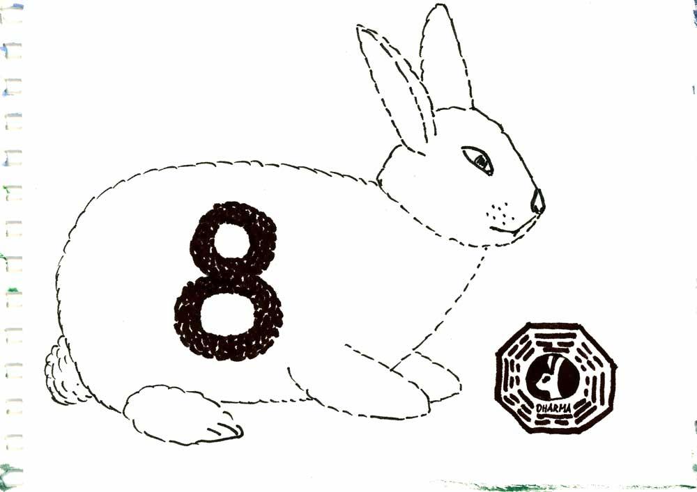 Be Creative #35 - Rabbit Year, © Ines Häufler, 2011