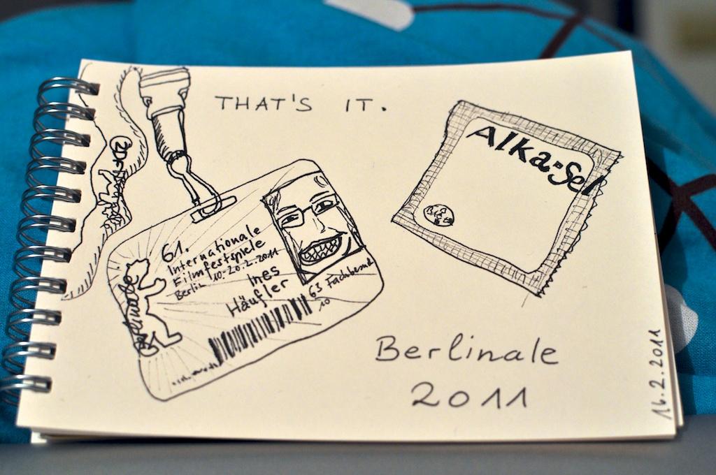 Be Creative #47 - Berlinale Finale, © Ines Häufler, 2011
