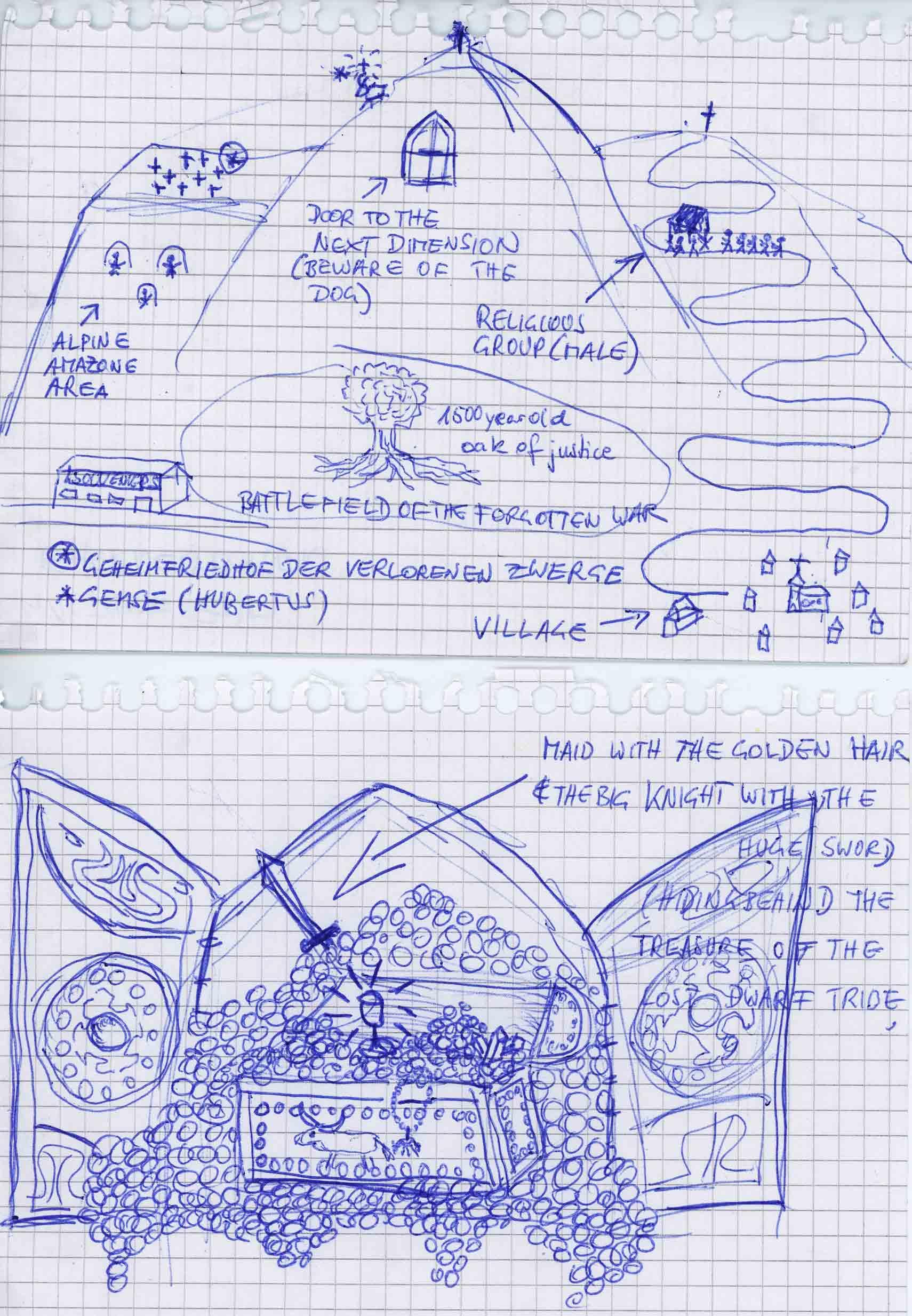 Be Creative #60 - Treasurehunt, © Ines Häufler, 2011