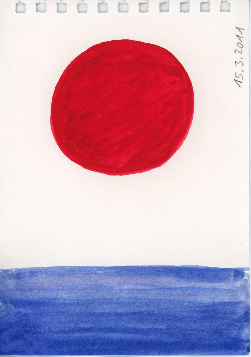 Be Creative #73 - Help Japan, © Ines Häufler, 2011