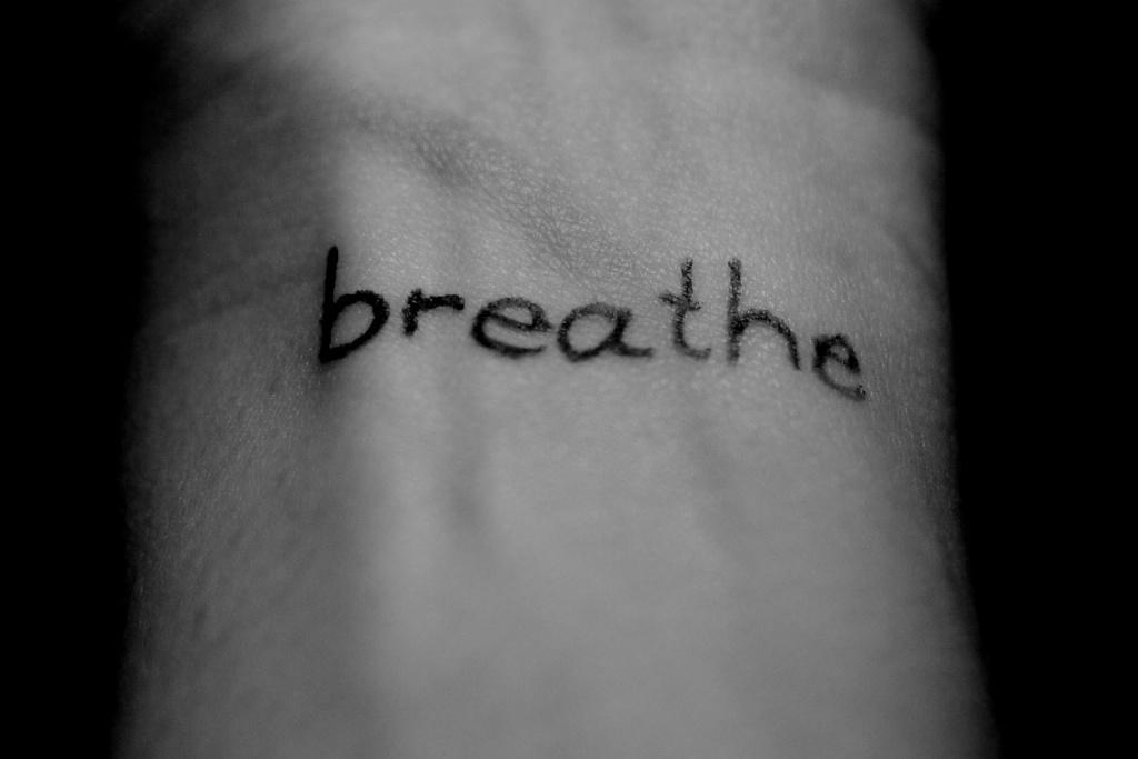 Be Creative #75 - Breathe, © Ines Häufler, 2011