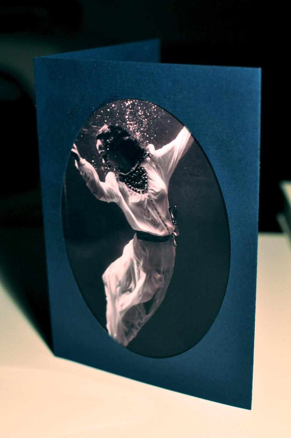 Be Creative #111 - DIY greeting card, @ Ines Häufler, 2011