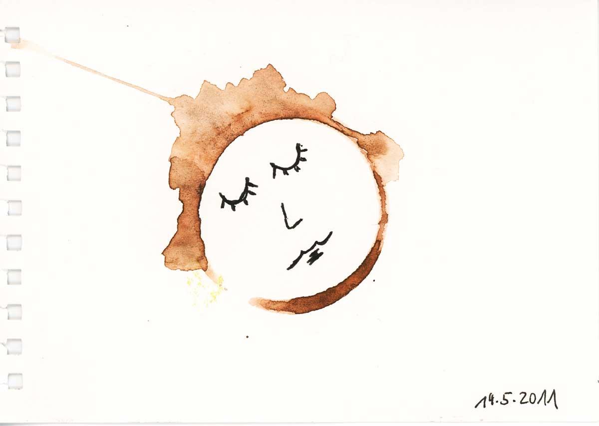 Be Creative #134 - A triple espresso, g Ines Häufler, 2011