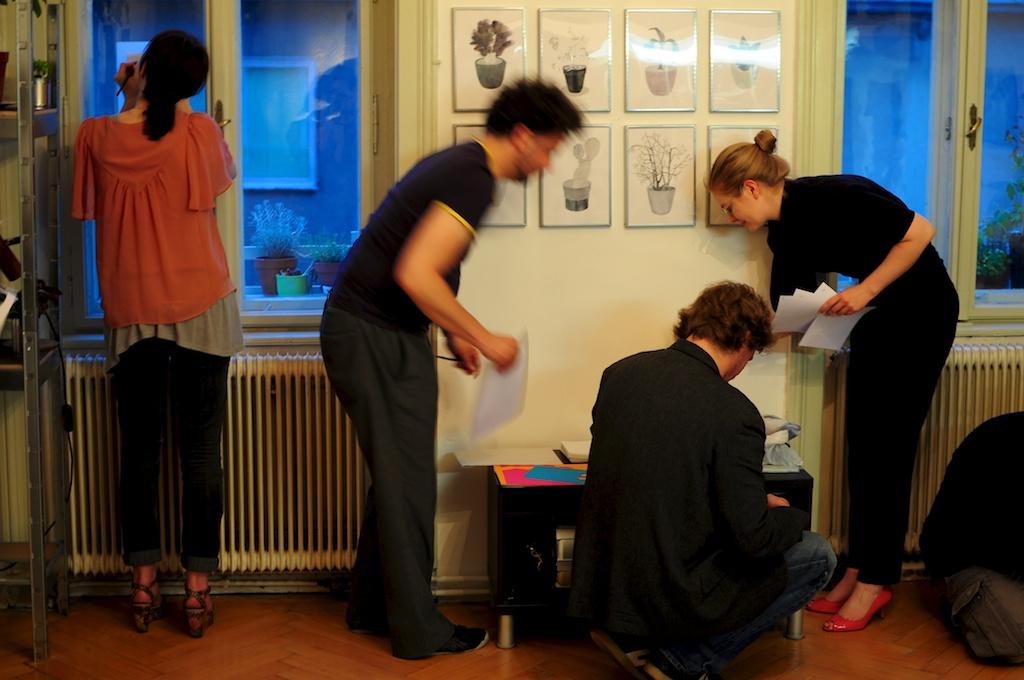 Be Creative #153 - Kittycorner Edition, © Ines Häufler, 2011