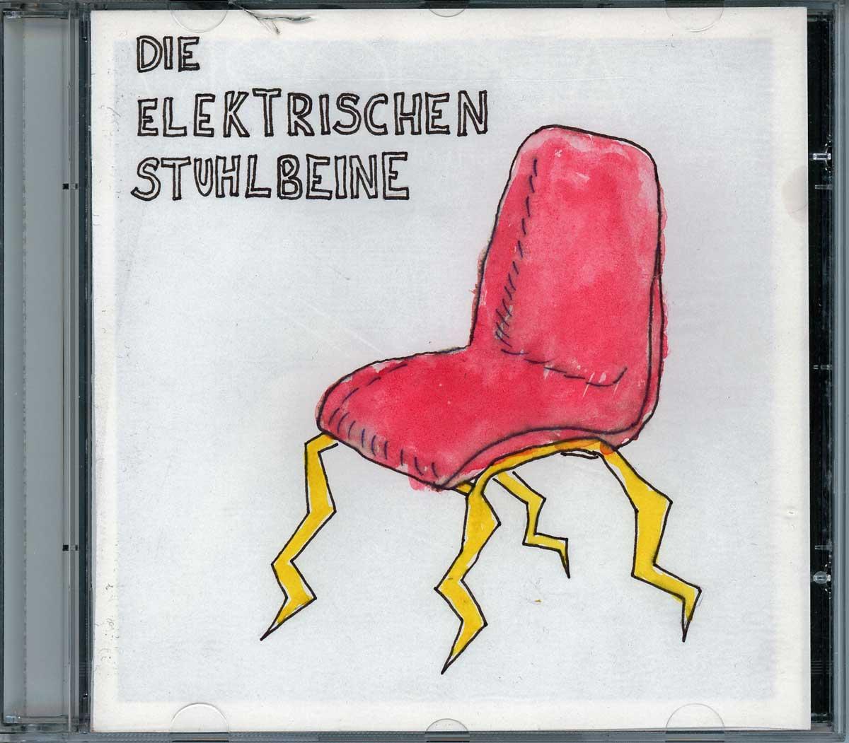 Be Creative #198 - Die elektrischen Stuhlbeine, © Ines Häufler, 2011
