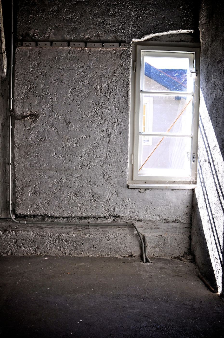 Be Creative #234 - Empty Rooms, © Ines Häufler, 2011