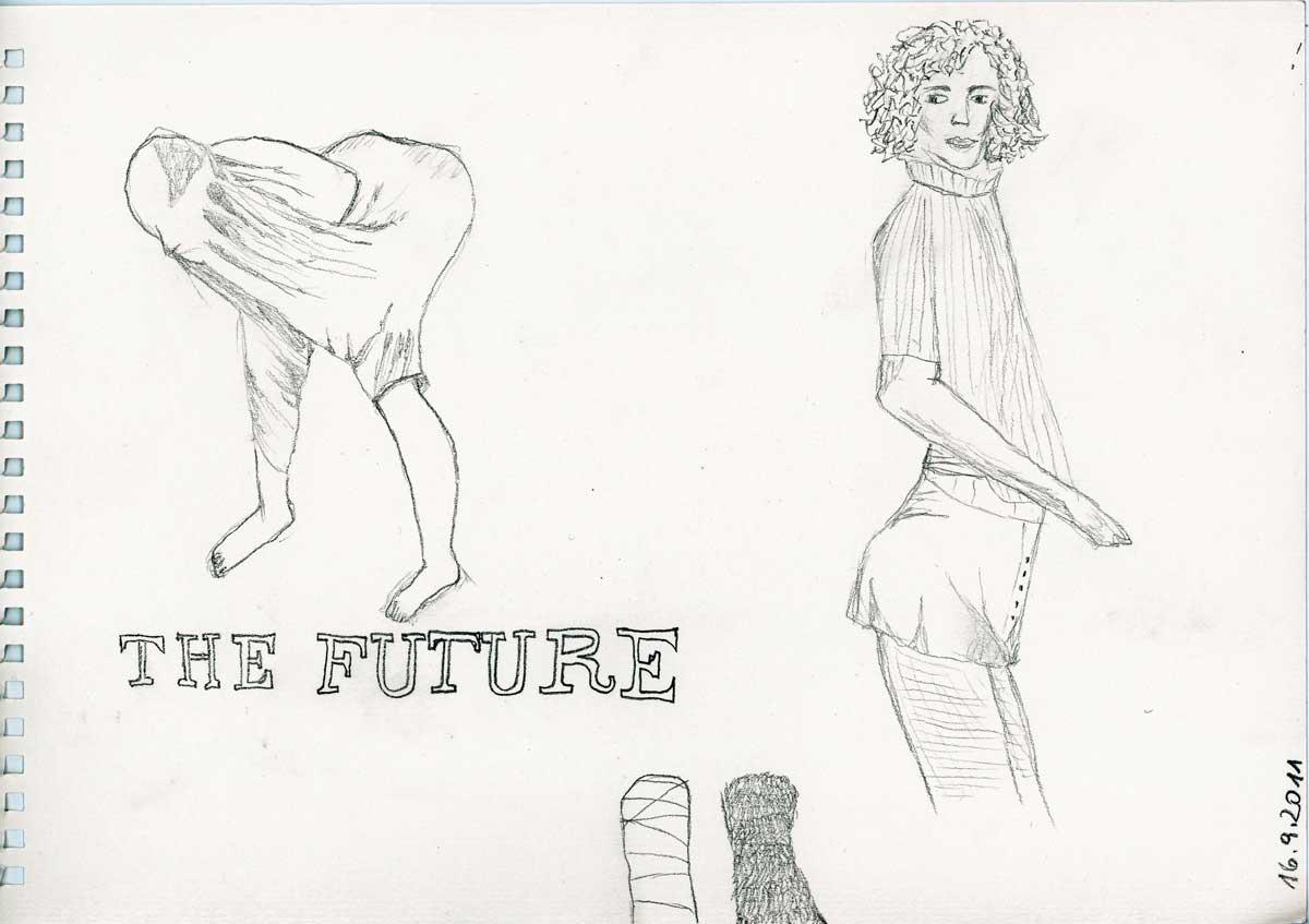 Be Creative #259 - The Future, © Ines Häufler, 2011