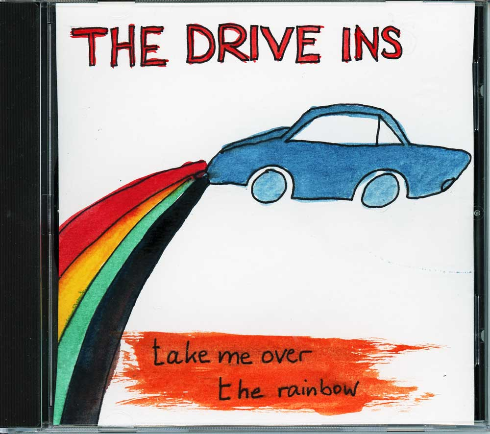 Be Creative #294 - Drive me over the rainbow, © Ines Häufler, 2011