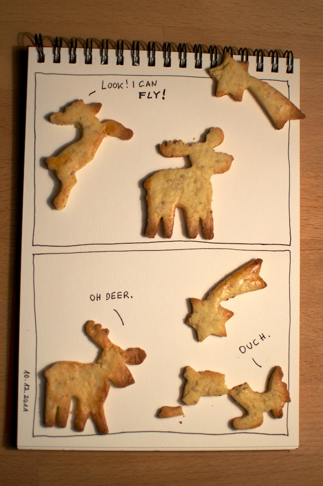 Be Creative #344 - Oh deer!, © Ines Häufler, 2011