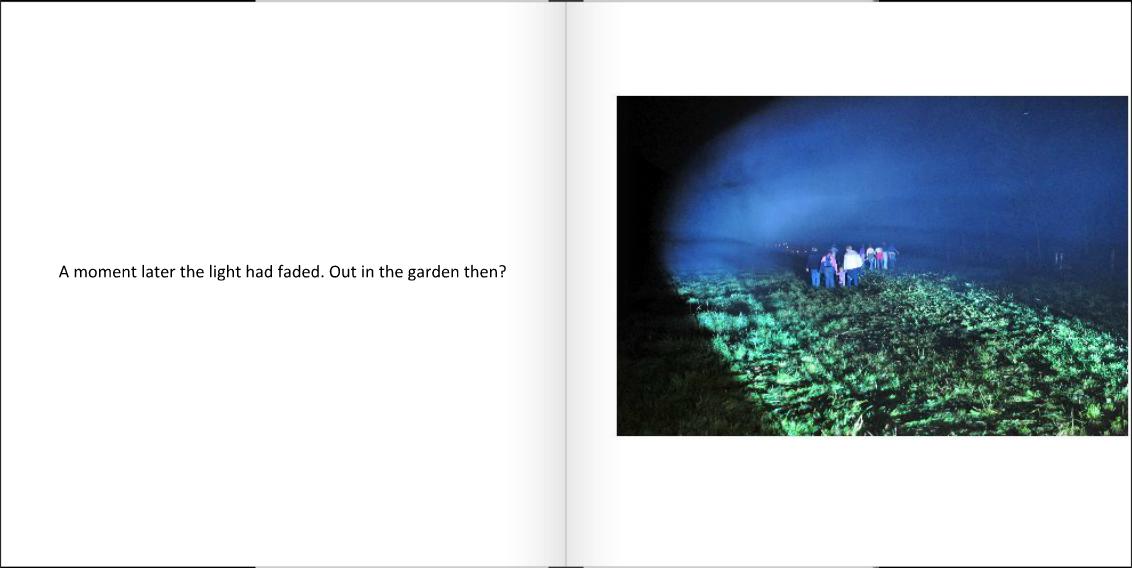 Be Creative - Week #3: Haunted, © Ines Häufler, 2012