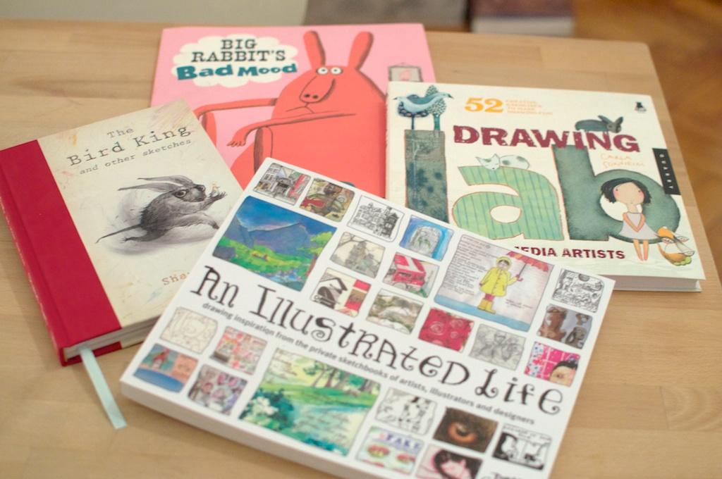 Be Creative - Week #2: Frustration & Inspiration, © Ines Häufler, 2011