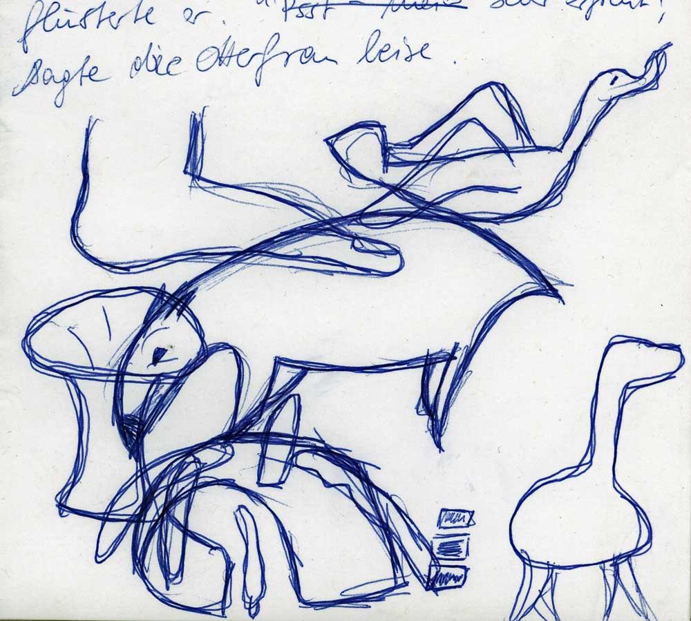 Be Creative - Week #6: Doodeling, © ines Häufler, 2012
