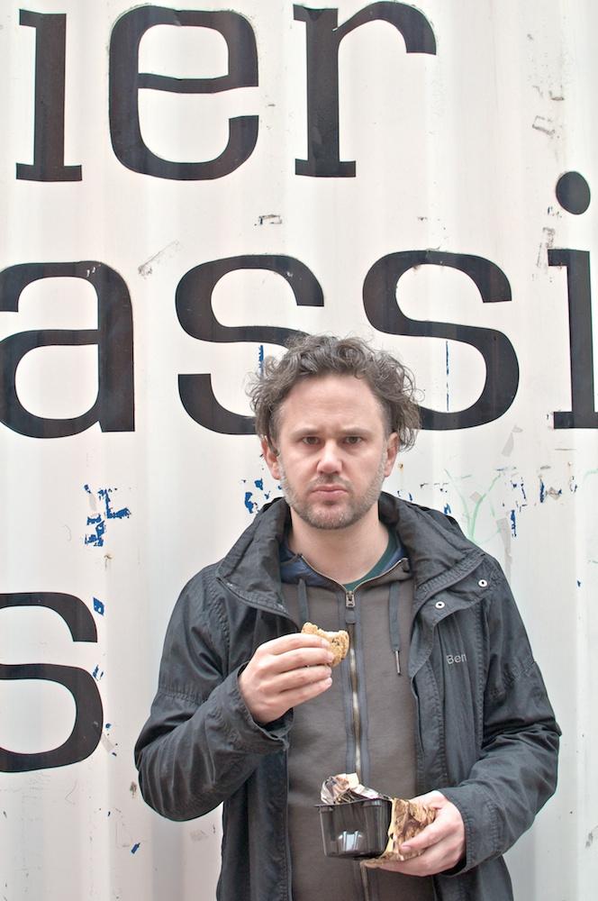 "Be Creative Week #15: ""Urban Eating"" - with Markus Zett; ©Ines Häufler, 2012"