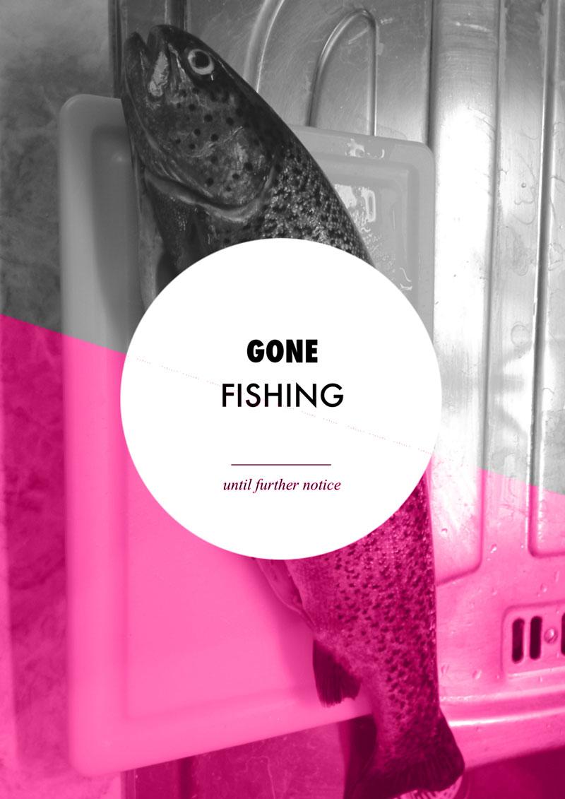 Be Creative: Gone Fishing, © Ines Häufler, 2012