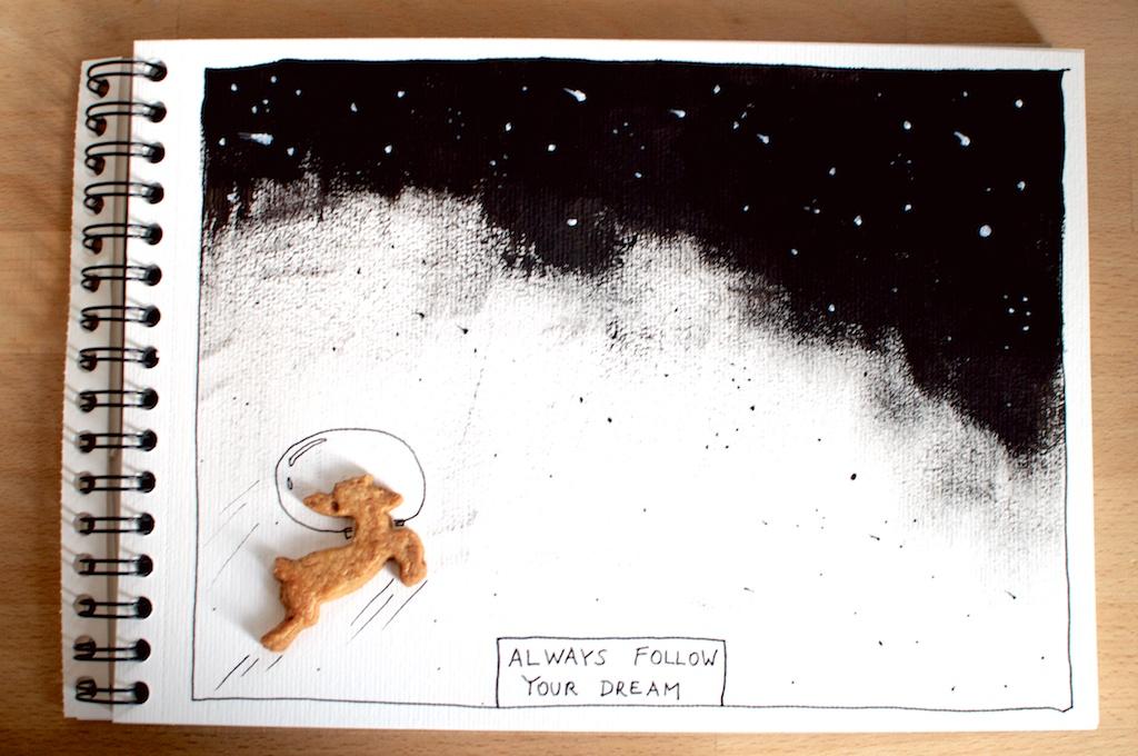 Talking Cookies: Dreams // be creative 2012 // ©Ines Häufler
