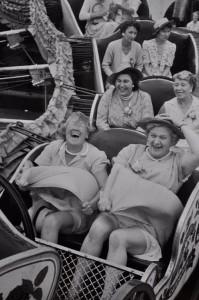 Weekend Writing 12: Luna Park