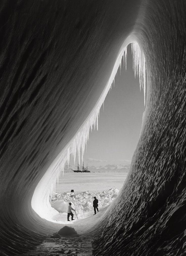 Terra Nova Expedition, © Herbert Pointing