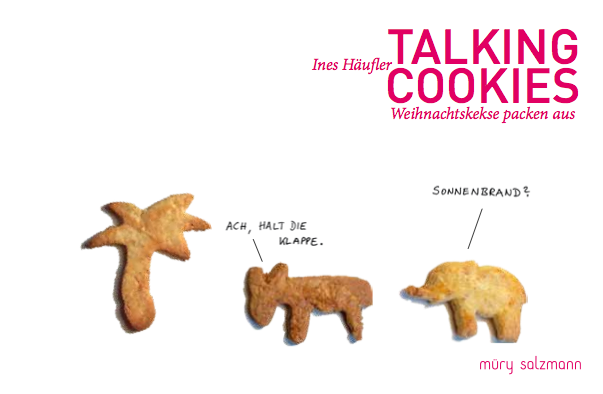 Talking Cookies Cover