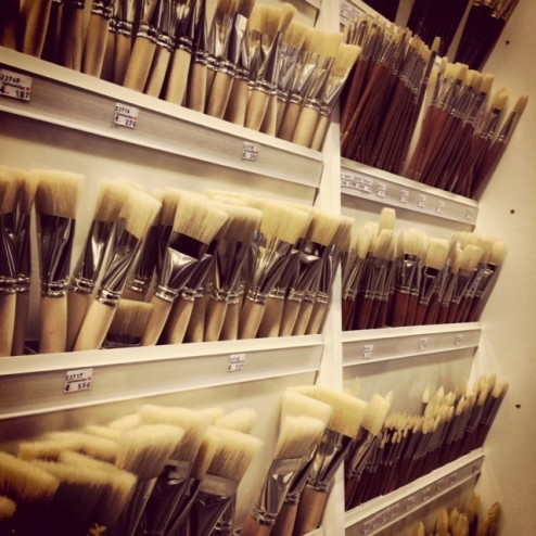 Be Creative 2014: Brushes
